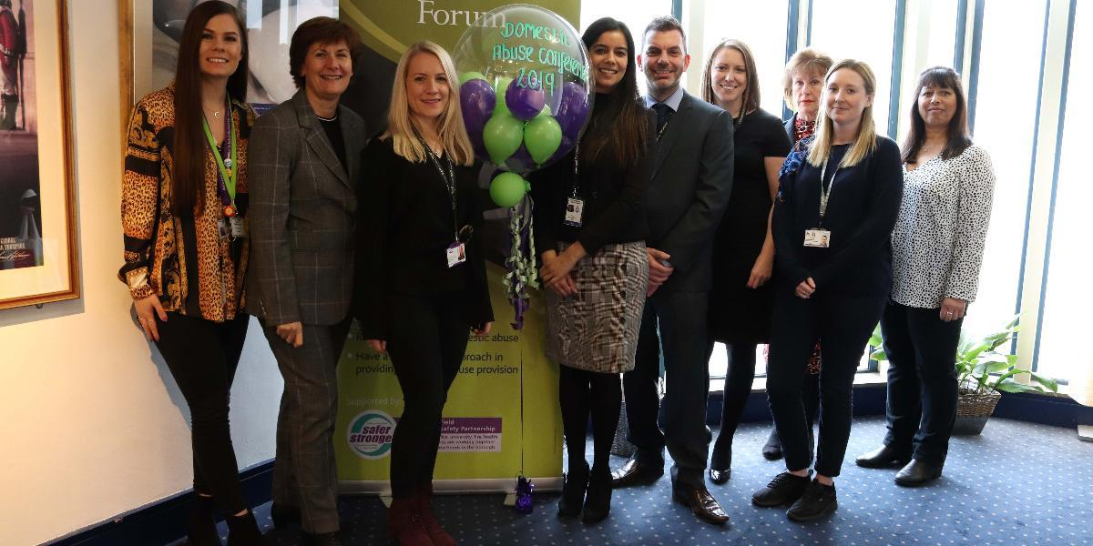 Domestic Abuse Conference themed on Young People
