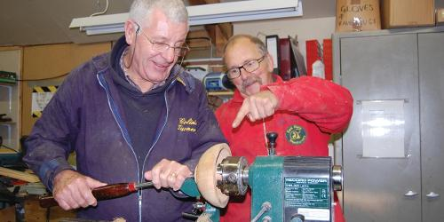An image relating to Woodturning with Colin Smith