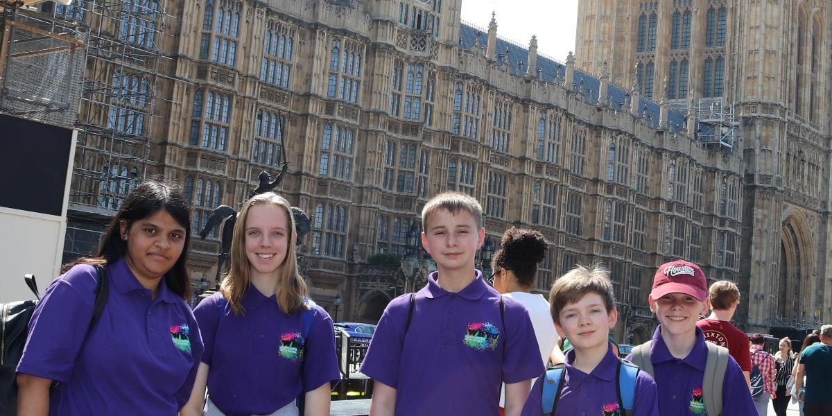 Youth Council visit to Parliament 2019