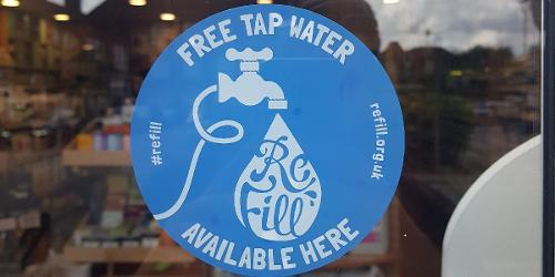 An image relating to New app helps you find a tap