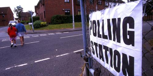 An image relating to Have your say on polling places