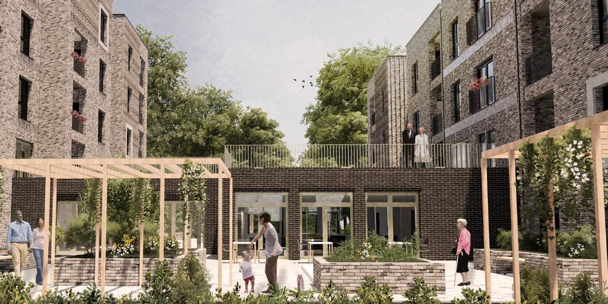 Work to begin on new sheltered housing in Minster Close