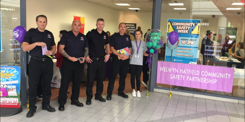 An image relating to Safety week in Welwyn Hatfield