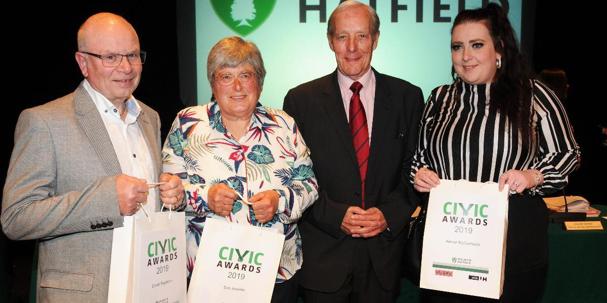 Nominations open for Welwyn Hatfield Civic Awards