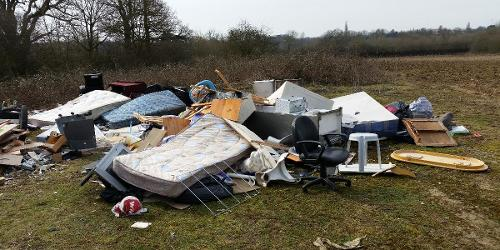 An image relating to  Council to consider new powers to crack down on fly-tipping