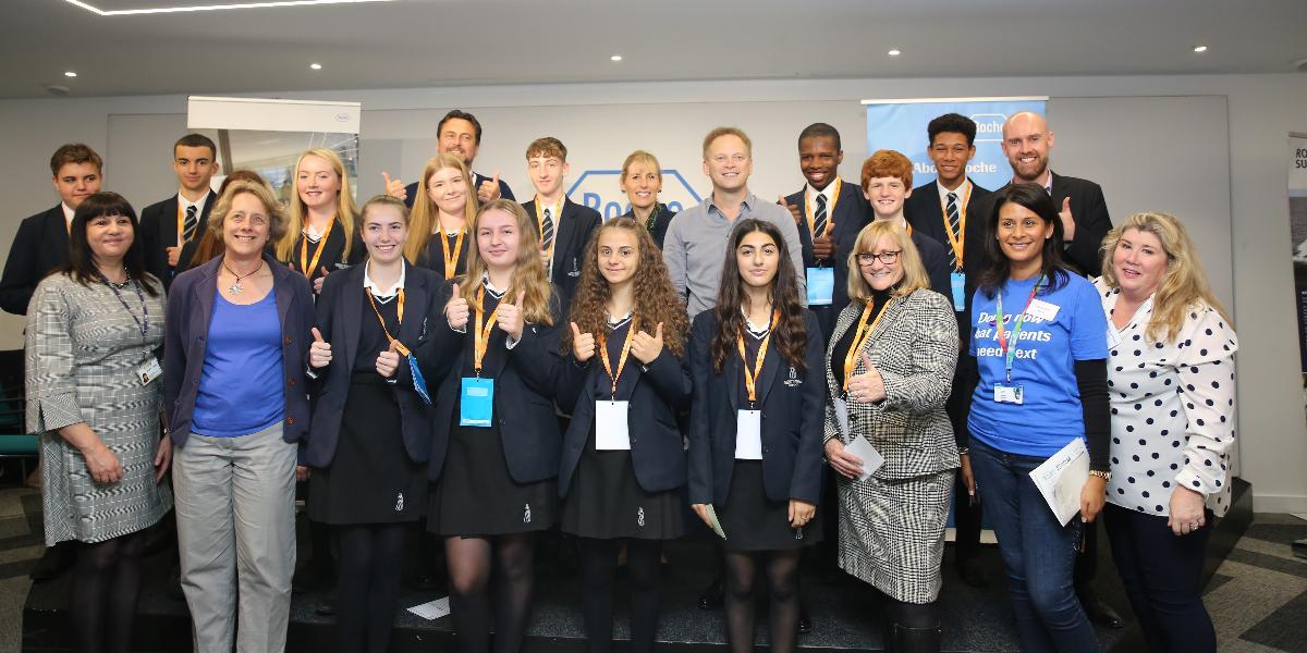 Students prepare for life after education at careers fair