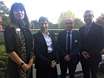 An image relating to Welwyn Hatfield hosts housing leaders to talk new homes