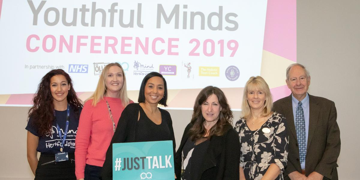 First young people's mental health and wellbeing conference held in borough