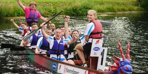 An image relating to Dragon Boat Racing comes to Stanborough for WGC centenary