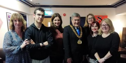 An image relating to Mayor's Quiz Night raises hundreds for local charity Potential Kids