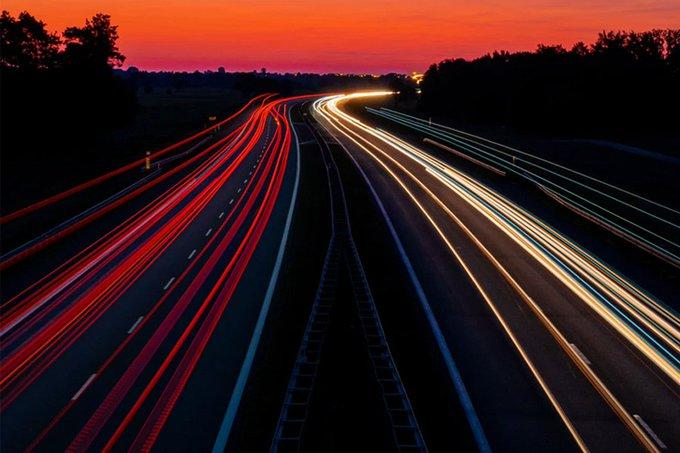 Night time vegetation work on A1(M) - News from Highways England