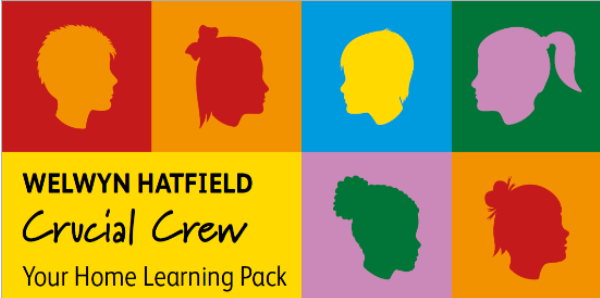 Crucial Crew Home Learning Pack