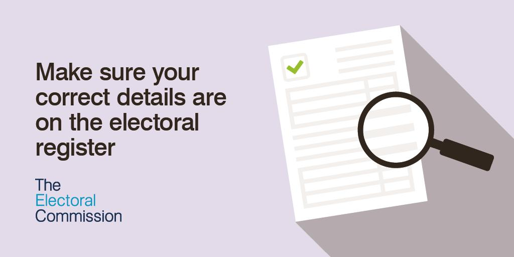 Don't lose your voice - residents in Welwyn Hatfield urged to look out for their voter registration details