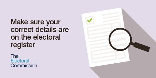 An image relating to Don't lose your voice - residents in Welwyn Hatfield urged to look out for their voter registration details