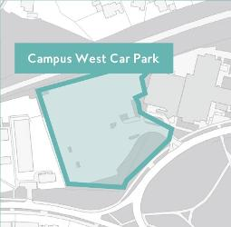 An image relating to Campus West Car Park