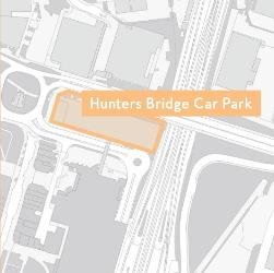 An image relating to Hunters Bridge Car Park