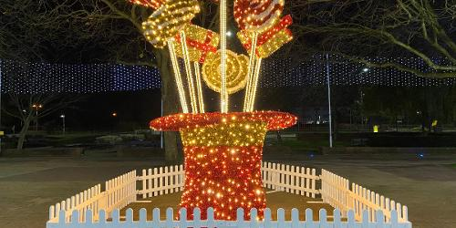 An image relating to A Christmas to remember in Welwyn Hatfield