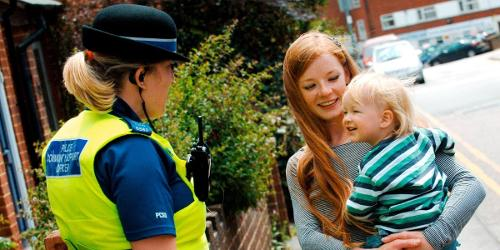 An image relating to Do you feel safe in Welwyn Hatfield?