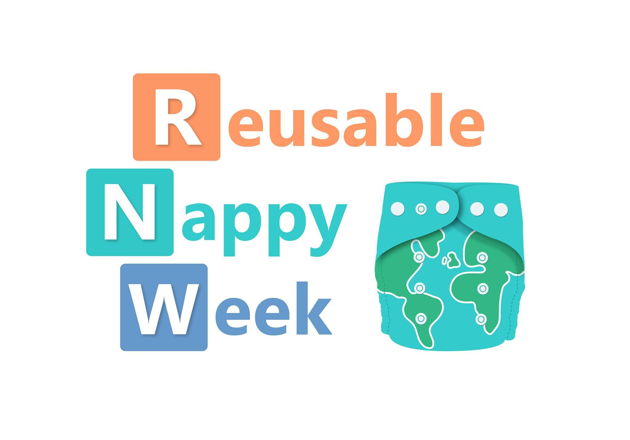 Changing nappies? Choose reusables!