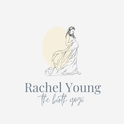An image relating to Rachel Young. Yoga & Birth