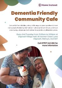 Image for Dementia Friendly Community Cafe