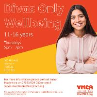 Image for Divas only wellbeing