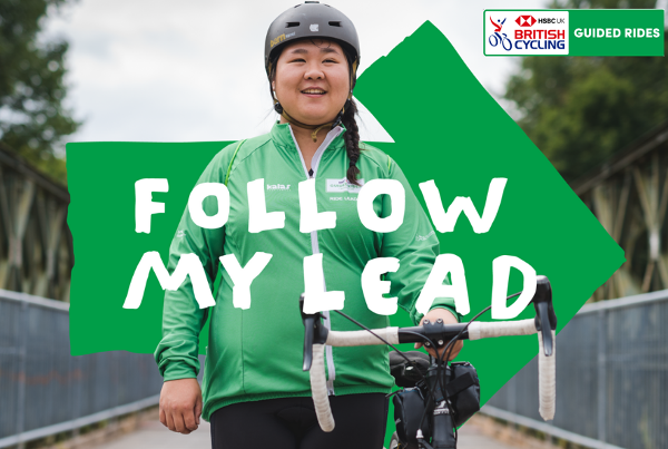 Get on your bike with a free Ride Leadership Award course