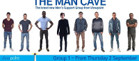 Image for The Man Cave - Men's Support Group Two [Fridays]