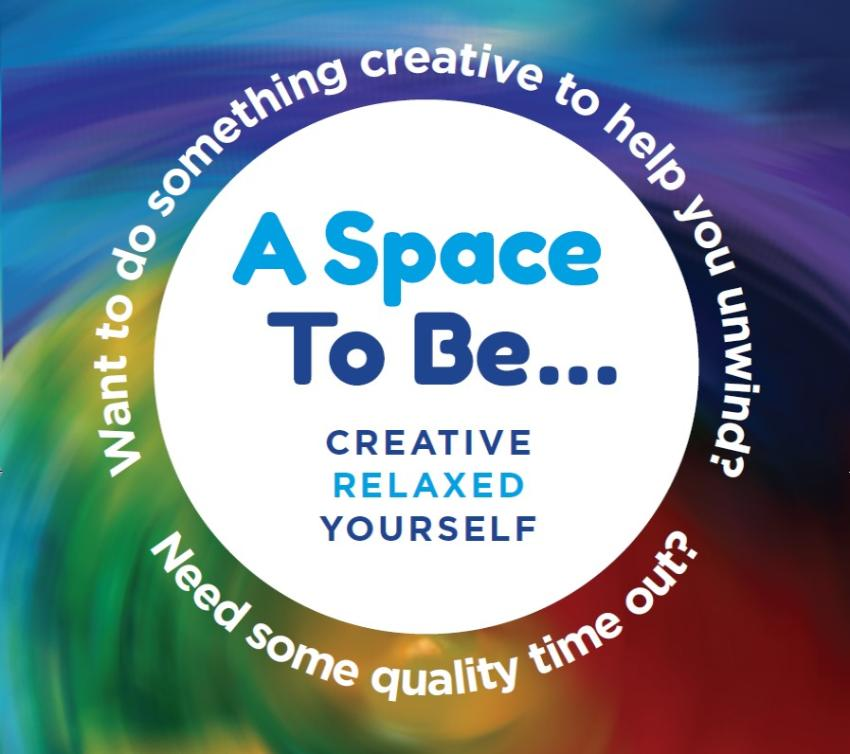 A Space To Be logo