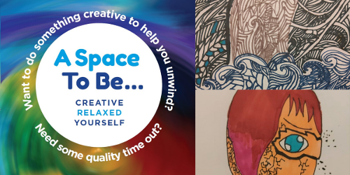 An image relating to A Space To Be...launches in October