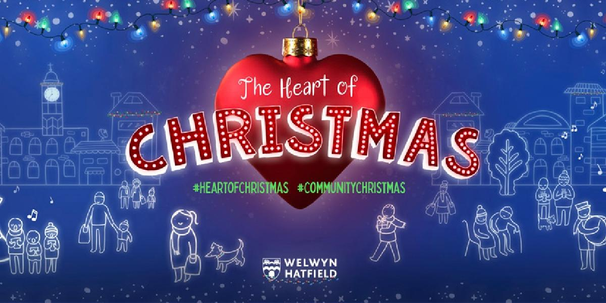 Welwyn Hatfield - welcome to The Heart of Christmas