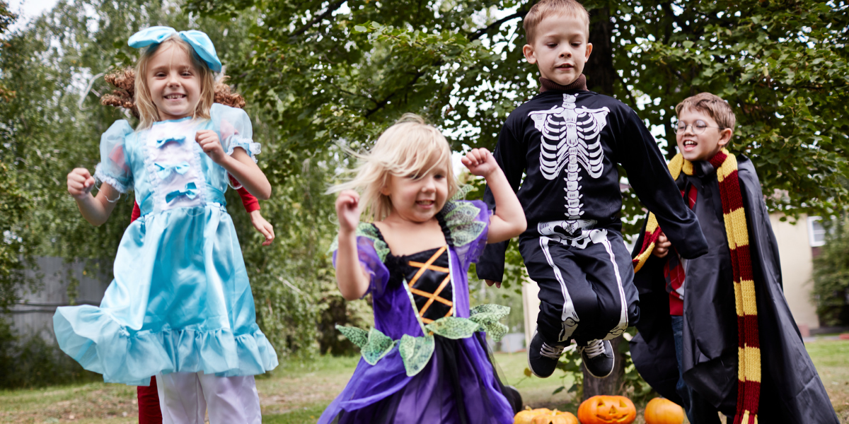 Halloween activities to keep the kids entertained this half term!
