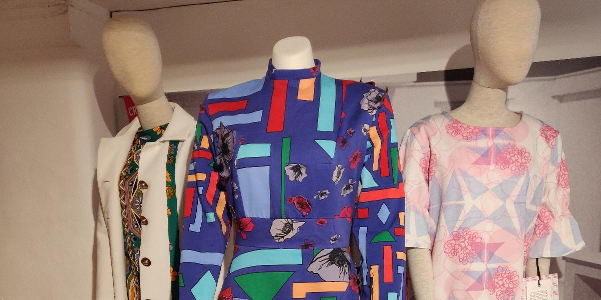 Couture comes to Mill Green Museum