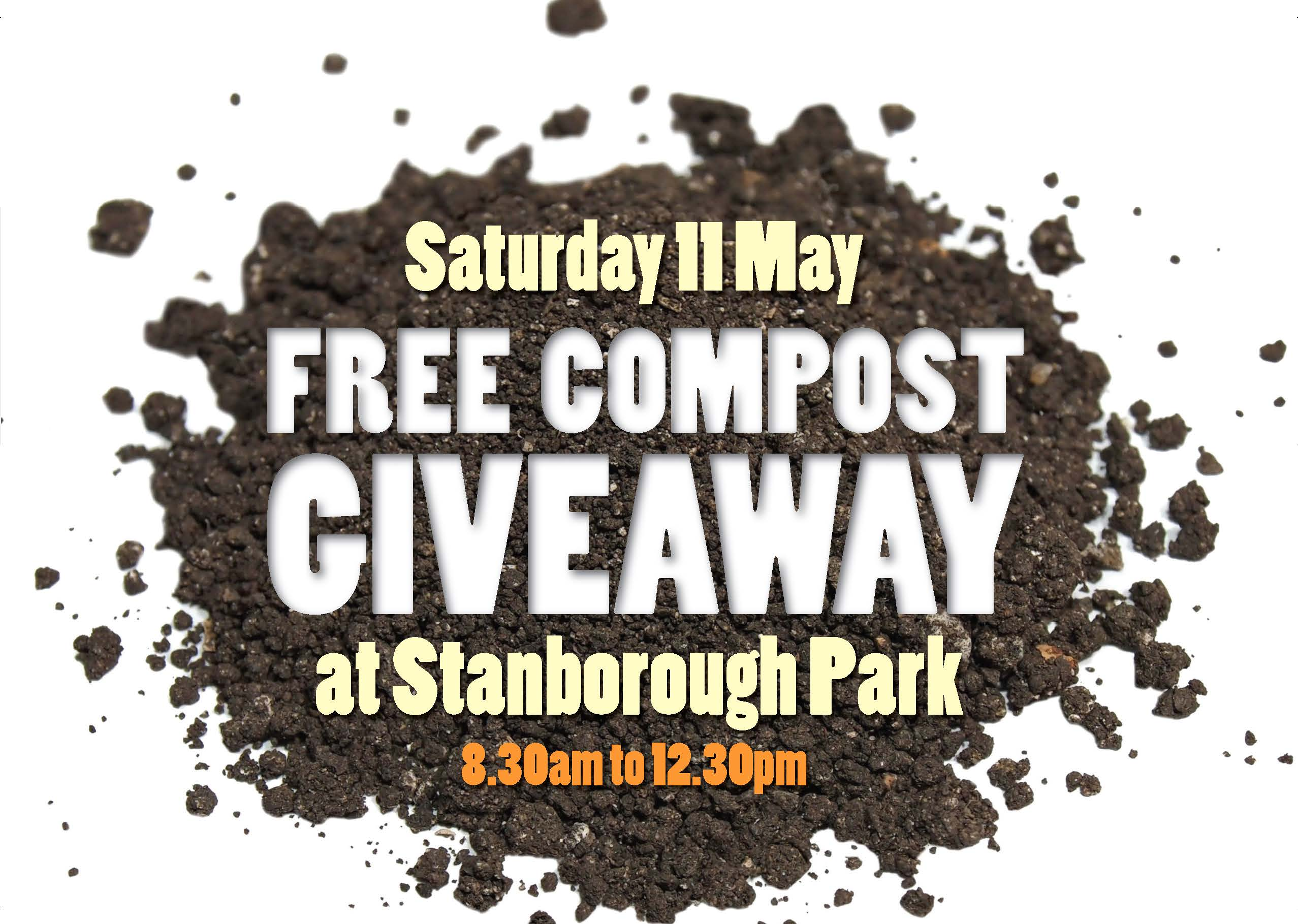 Image representing Compost Give Away Day