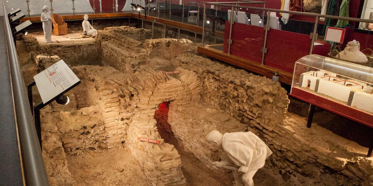 Welwyn Roman Baths secures National Lottery funding
