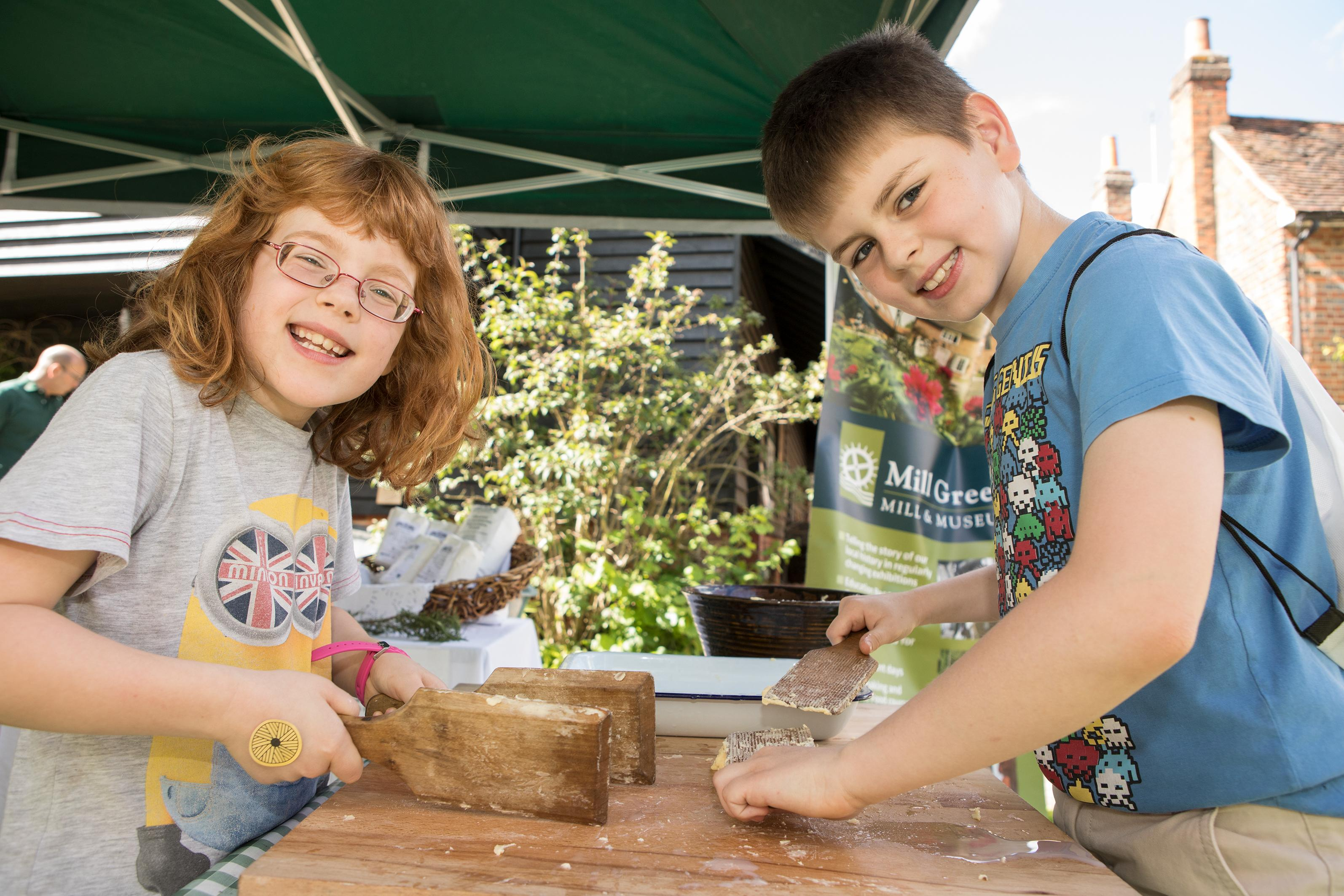 Image representing Children's Half Term Workshops at Mill Green