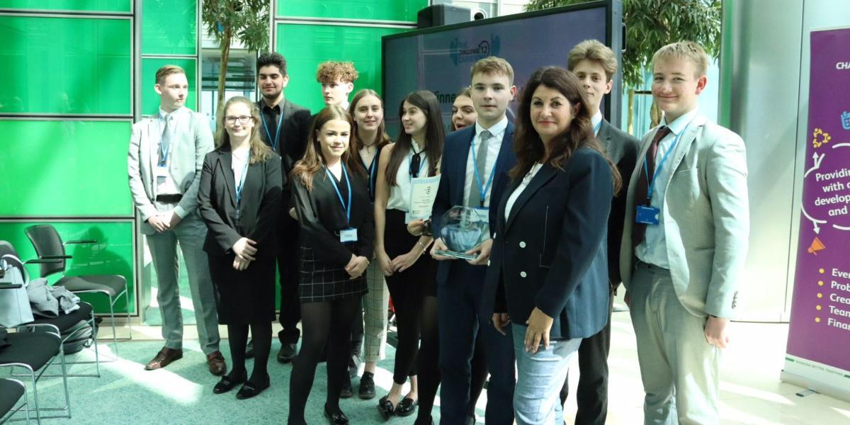 Chancellor's school crowned 'champion of champions'