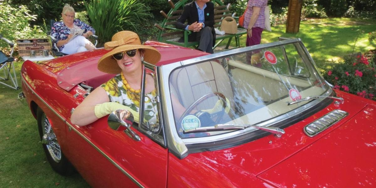 Classic Car & Vintage Day