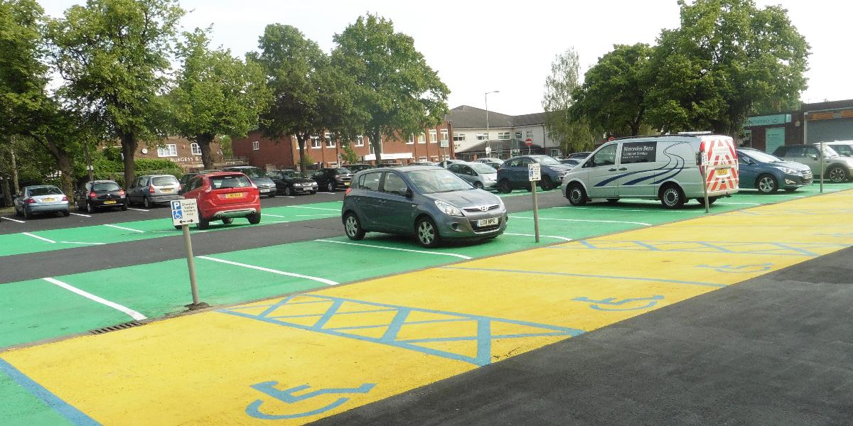 Drop-in to discuss town centre parking